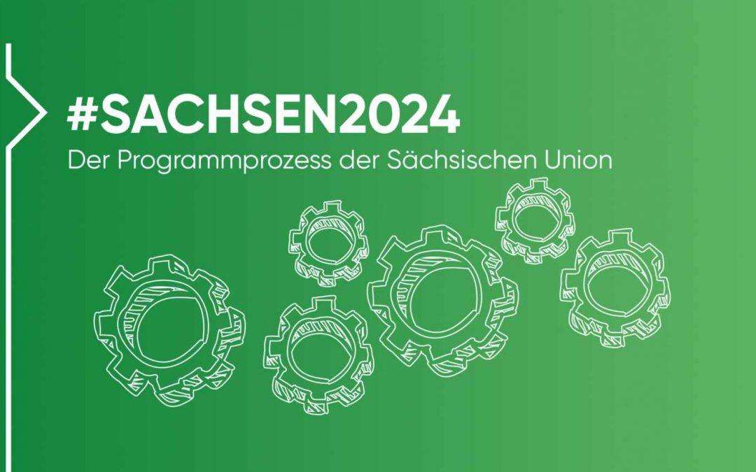 Sachsen diskutiert über das neue Wahlprogramm