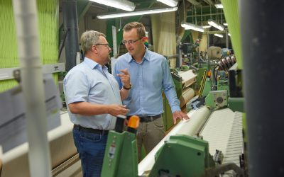 Deutlich weniger Bürokratie: Handwerk und Mittelstand stärken