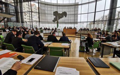 Landtag entscheidet über Untersuchungsausschuss