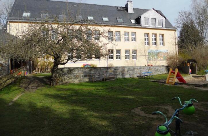 Kindergärten im Erzgebirge können saniert werden