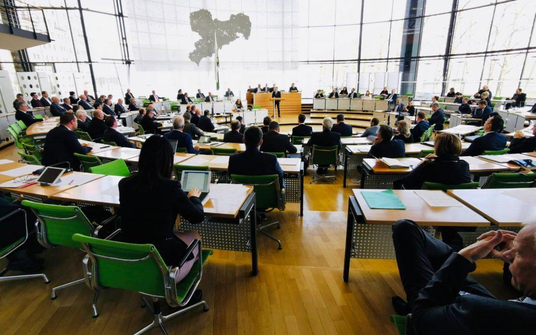 Soforthilfe für Sächsische Wirtschaft beschlossen