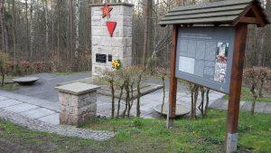 Gedenkstätte am Kohlweg