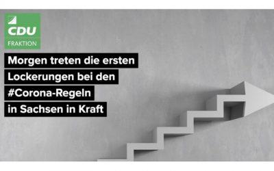 Stufenplan für Sachsen!