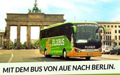 Flixbus startet neue Verbindung