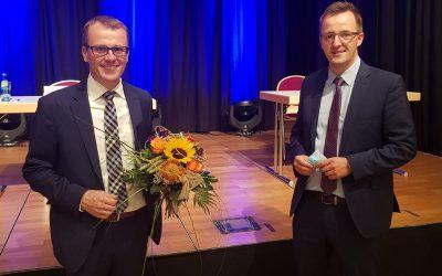 Alexander Krauß erneut als Bundestagskandidat nominiert