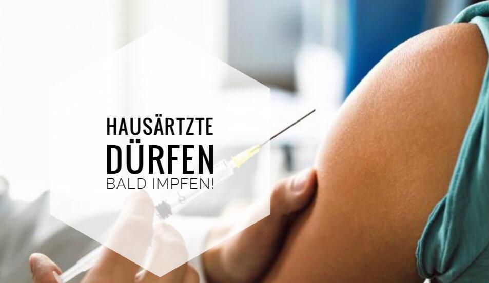 Hausarztpraxen dürfen gegen Corona impfen