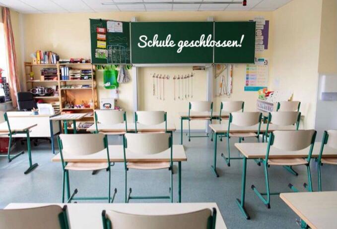 Erste Schulen und Kitas müssen ab Montag wieder schließen