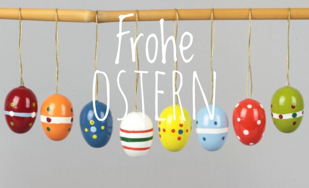 Wir wünschen ein gesegnetes Osterfest!