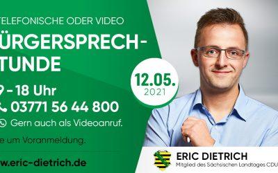 Erstmalig Möglichkeit einer Video-Bürgersprechstunde