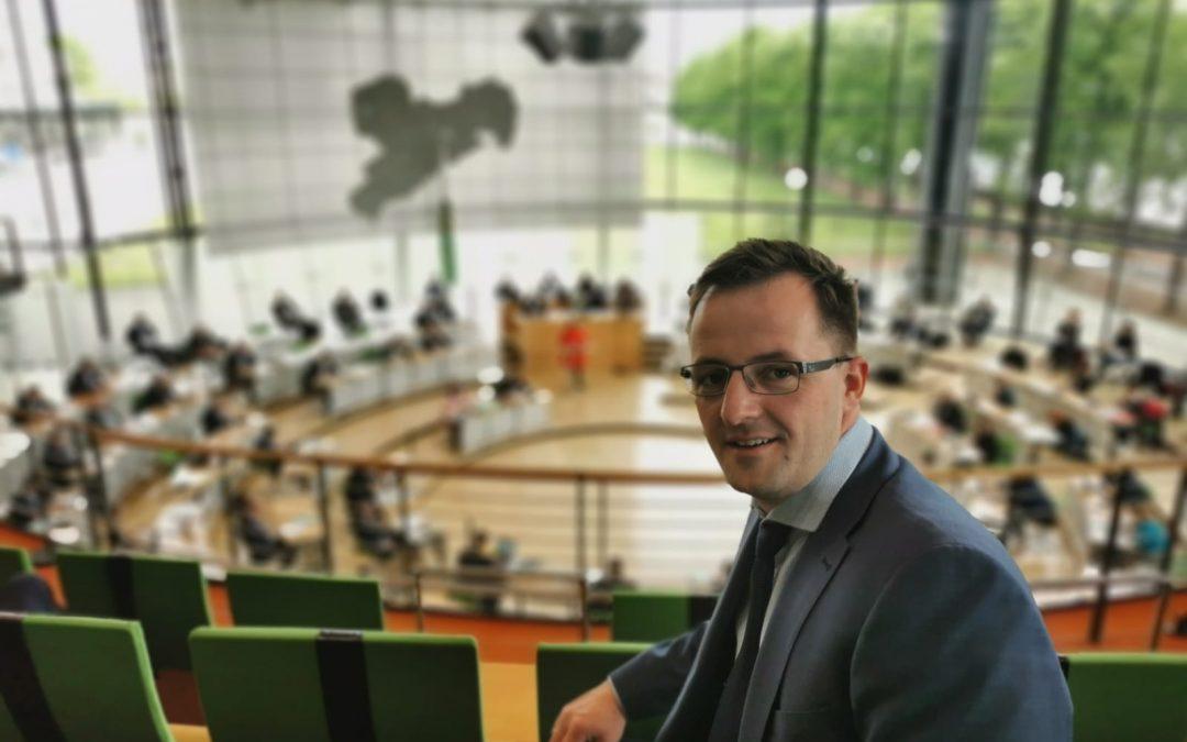 Sitzungsmarathon im Sächsischen Landtag