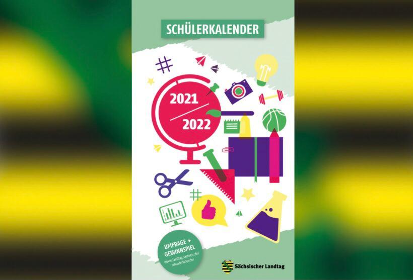 Schülerkalender des Sächsischen Landtags ist erschien