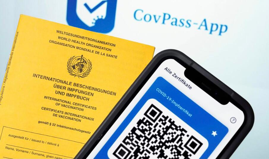 Digitaler Impfnachweis: So bekommt man den Ausweis in Sachsen