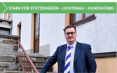 Volkmar Viehweg bleibt Bürgermeister von Stützengrün