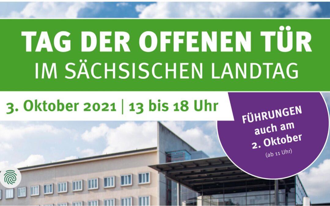 """Landtag für alle: Tag der offenen Tür und Stadtfest """"Canaletto"""