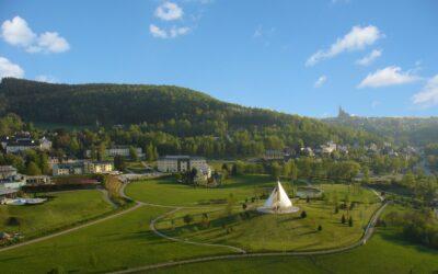 Aue-Bad Schlema bewirbt sich um Landesgartenschau 2026