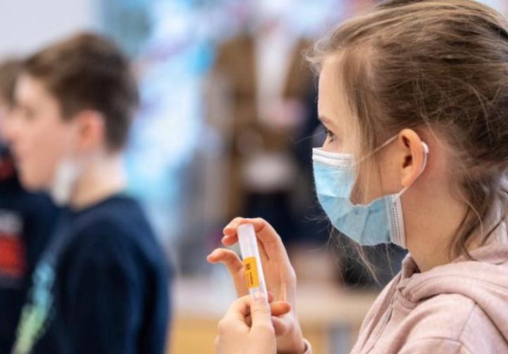 Maskenpflicht im Unterricht soll in Sachsen wegfallen